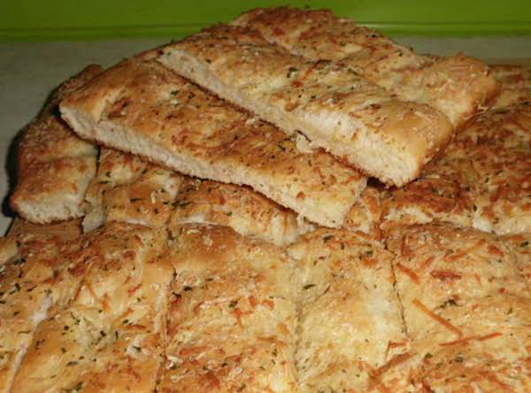 Foccacia Bread Sticks-bread Machine Recipe