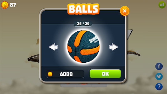 BasketRoll 3D: Rolling Ball v1.3 Mod Money