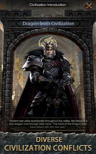 Clash of Kings : Newly Presented Knight System  screen 0
