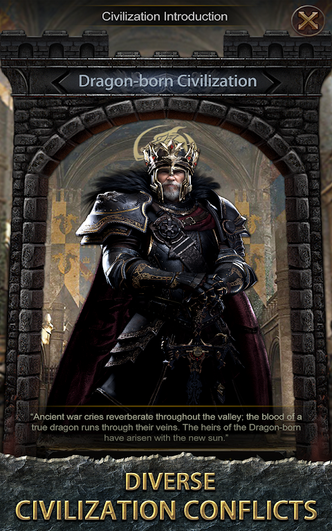 Clash of Kings : Newly Presented Knight System  poster 0