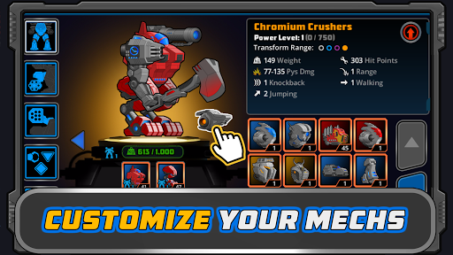 Download Super Mechs MOD APK 3