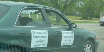 Photo: Where is the driver?  I cropped this to remove non-car stuff and resized it down, but nothing else...