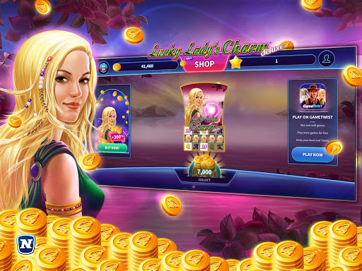 Lucky Lady's Charm Deluxe Casino Slot 5.26.0 screenshots 5