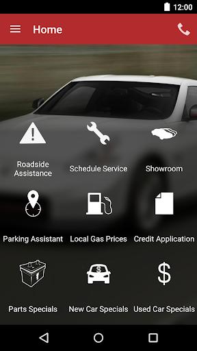 Kelly Nissan DealerApp