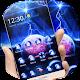 Galaxy Lightning theme free (app)