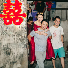 Wedding photographer xiaochong li (xiaochongli). Photo of 06.10.2015