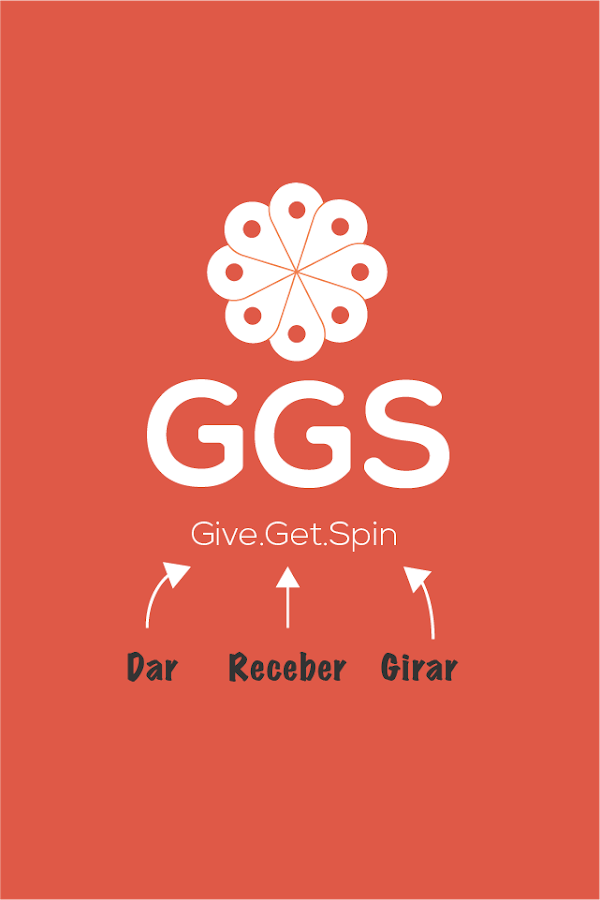 Give. Get. Spin.: captura de tela