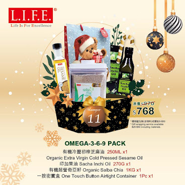 Omega-3-6-9 Pack