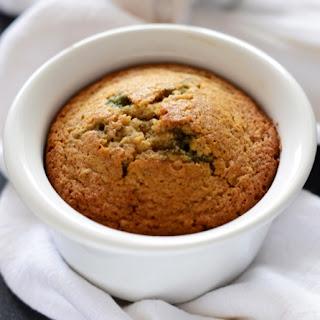 Vegan Gluten-Free Blueberry Muffins for 2.