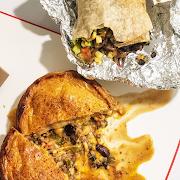 Beef Burrito - Savoury Pie