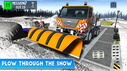 Winter Ski Park: Snow Driver 1.0.1 screenshots 11