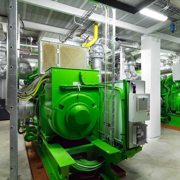 ECOPINIE - Warmtekrachtkoppeling staat ook deze winter weer garant voor 2.700 MWe