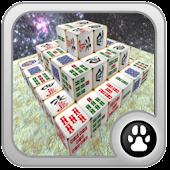 Mahjong 3D Cube