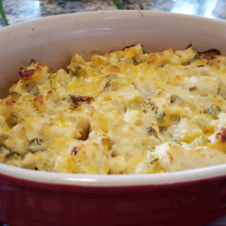 Southwestern Cauliflower Casserole.