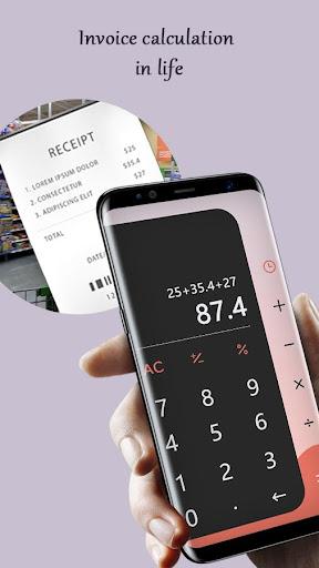 Calculator 1.2 screenshots 3