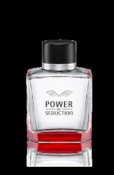 Perfume Antonio Banderas Power of Seduction para Hombre Eau De Toilette x 100ml