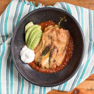 Chile Rellenos With Meat Recipes