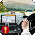 GPS, Maps & Live navigation World Maps Tracking icon