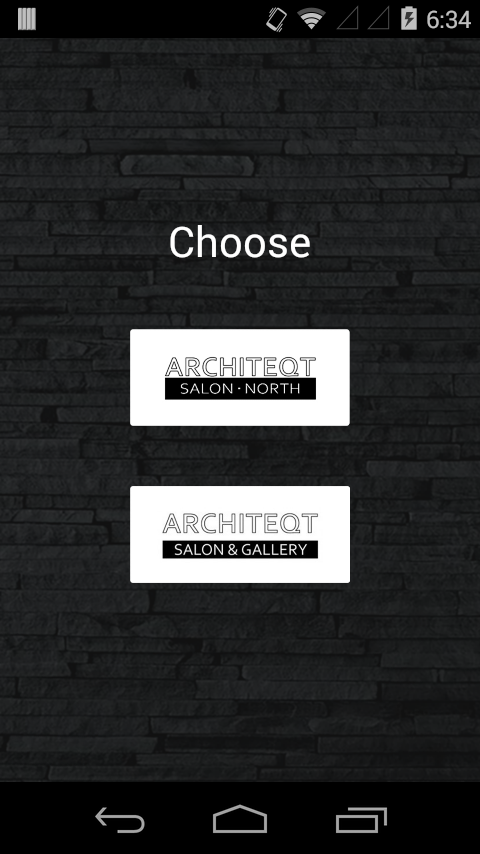 Architeqt Salon- screenshot
