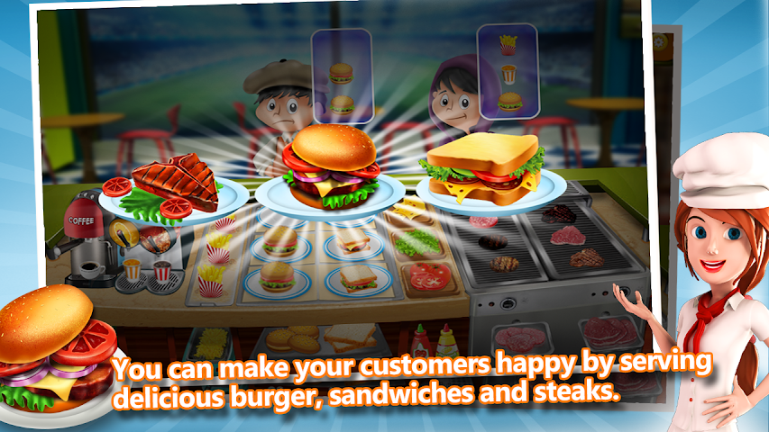 android Rapide Tycoon Street Food Screenshot 3