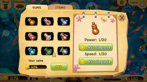 Fish Game - Fish Hunter - Daily Fishing Offline screenshots 4