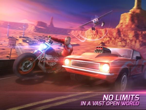 Gangstar Vegas – mafia game v3.2.1c [Mega Mod]