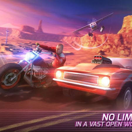 Gangstar Vegas - mafia game v3.2.1c [Mega Mod] Apk Mod + Data
