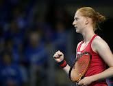BAM! Van Uytvanck stunt en pakt tweede WTA-titel