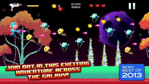 DOT - Space Hero  screenshots 1