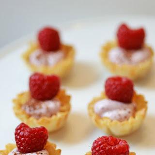 Müller® Yogurt Me Moments & a Chocolate Raspberry Yogurt Tartlets