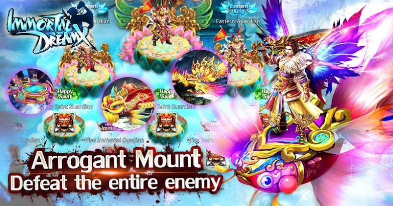Immortal DreamX screenshot