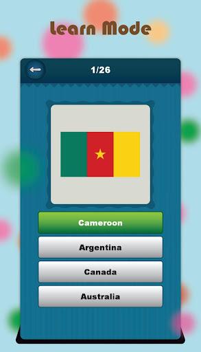 玩免費益智APP|下載世界标志测验:学旗 app不用錢|硬是要APP