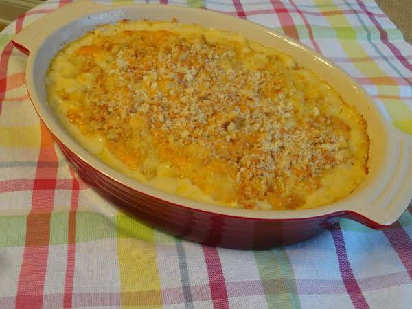 Macaroni And Cheese With A Twist