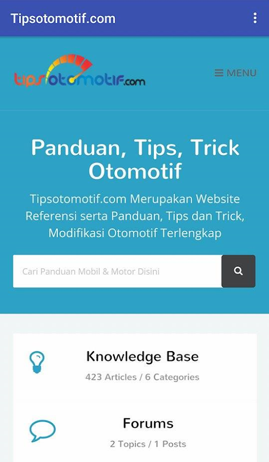 Tipsotomotif.com- screenshot