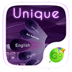 Unique GO Keyboard Theme emoji 3.87 Apk