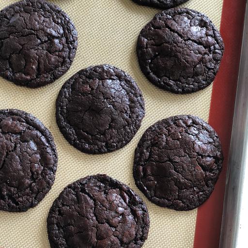 Buckwheat Brownie Cookie