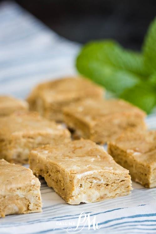 2 Ingredient Cookie Butter Fudge
