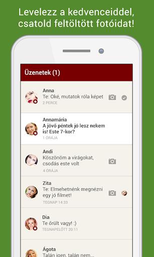 Randivonal társkereső screenshot