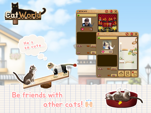 Télécharger Gratuit Cat World - The RPG of cats APK MOD (Astuce) screenshots 2