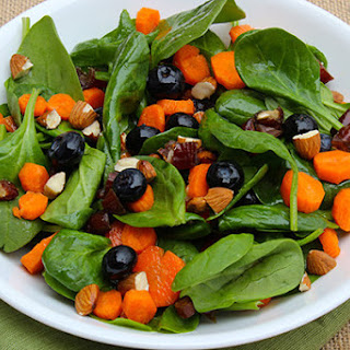 Cleanse and Detox Superfood Salad.