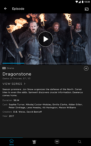 HBO 3.0.4 screenshots 11