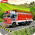 Indian Real Cargo Truck Driver -New Truck Games 21 icon