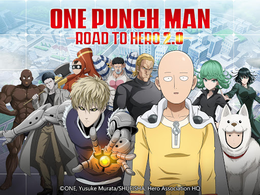One-Punch Man: Road to Hero 2.0 2.1.0 screenshots 9