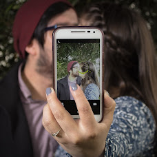 Fotógrafo de bodas Aarón moises Osechas lucart (aaosechas). Foto del 09.10.2017