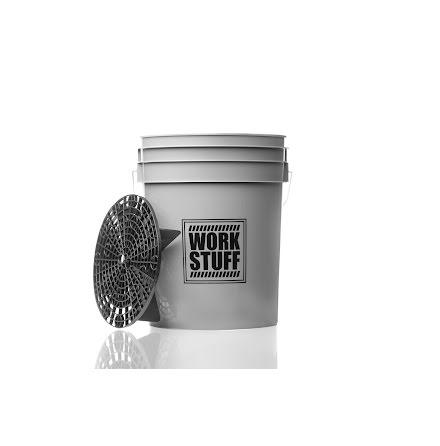 Work Stuff Grey Wheel Bucket 20L + Separator