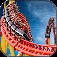 Simulate VR Roller Coaster Icon