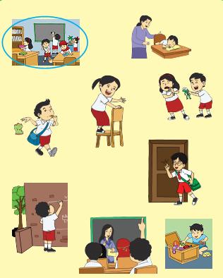 Mirzan Blogs 20 Koleski Terbaru Gambar Kartun Anak Sikap