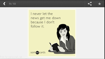 Screenshot of Someecards
