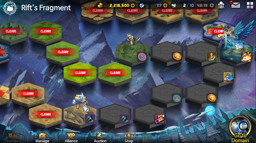 Management : Lord of Dungeons - screenshot