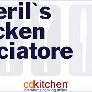 Emeril's Chicken Cacciatore.
